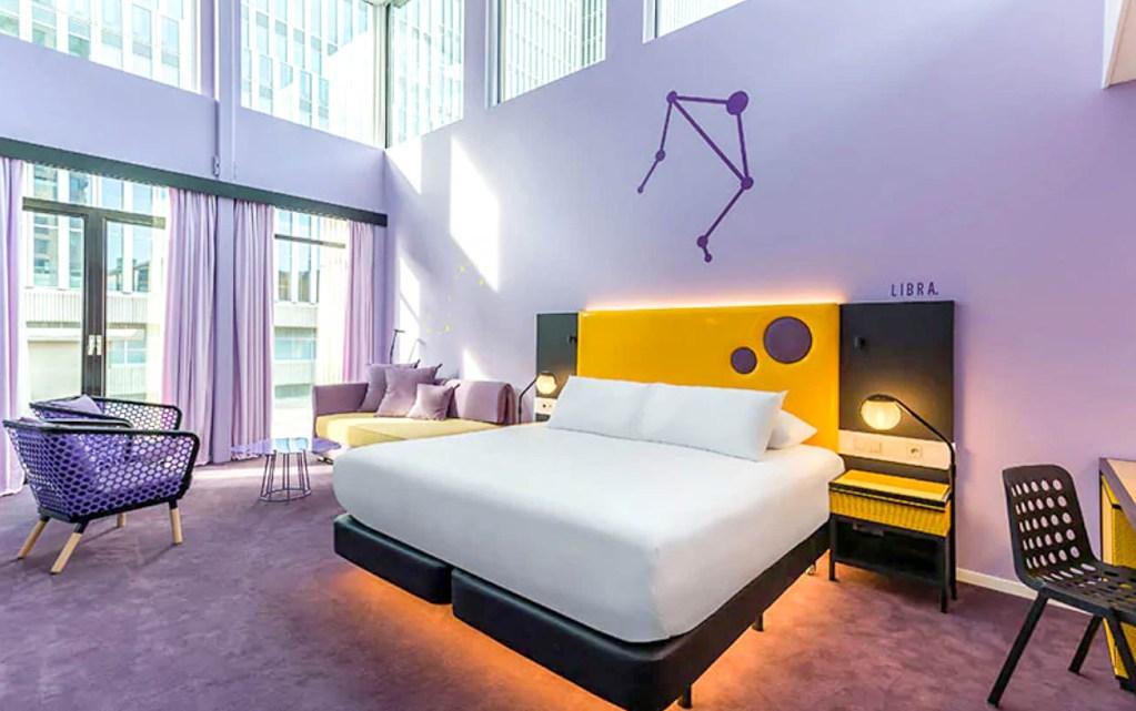 Hotel Room Mate Bruno - Guide weekend Rotterdam