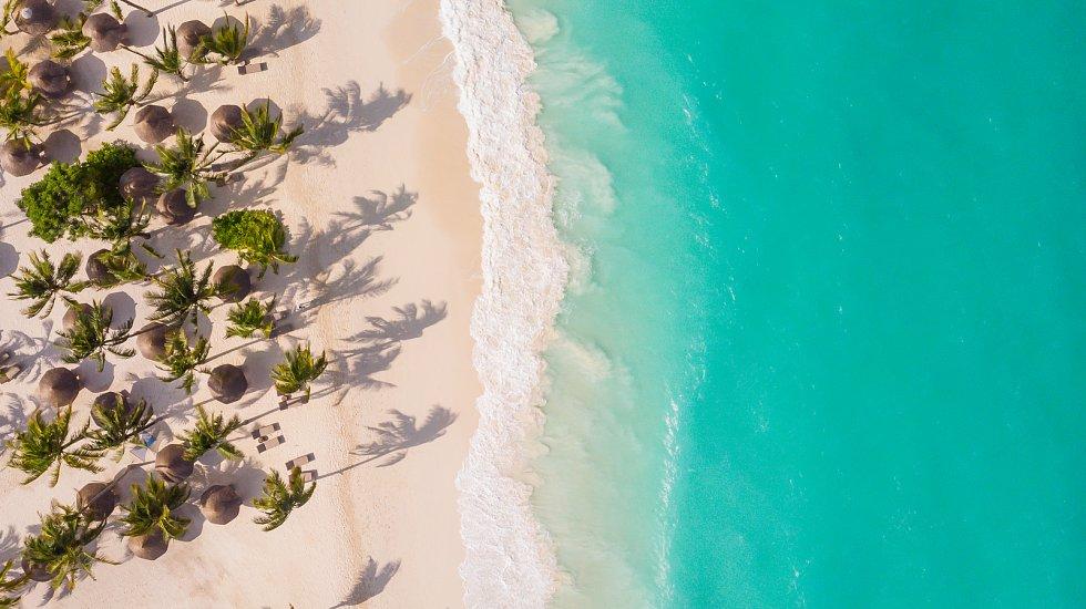 Nungwi plage Zanzibar