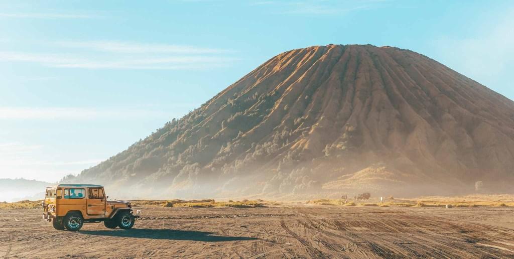 Bromo Trek Volcan Java