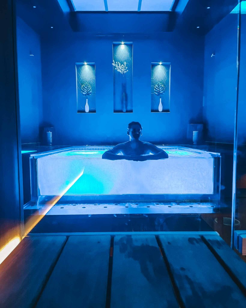Spa Nuxe hotel Negrecoste