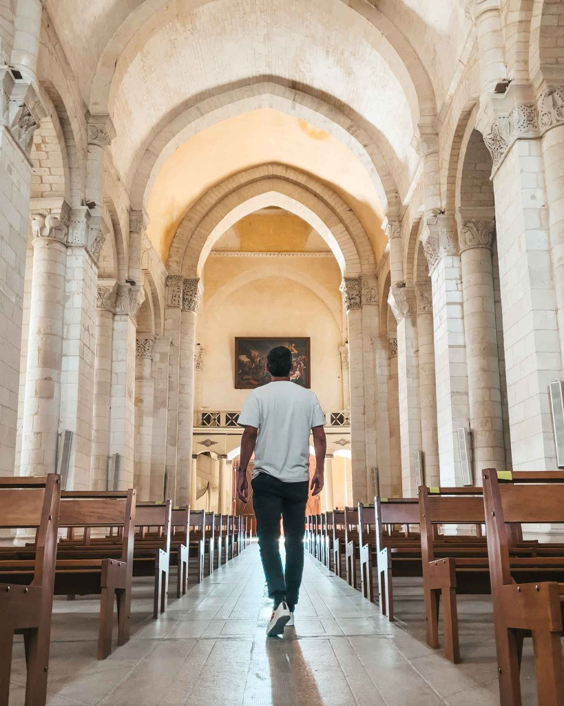 basilique Saint-Eutropes
