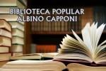 Talleres 2019 Biblioteca Capponi