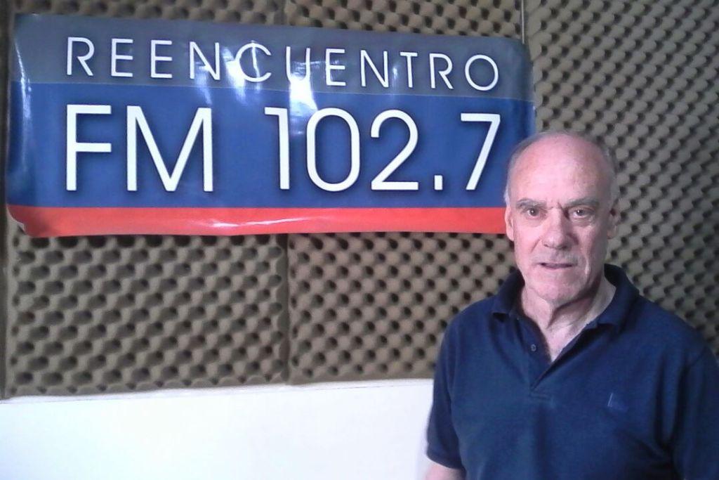 AUDIO. MARIANO LACOSTE EN FM REENCUENTRO.