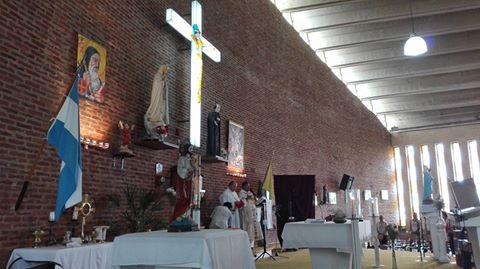 Novedades de la Parroquia San Vicente Pallotti.