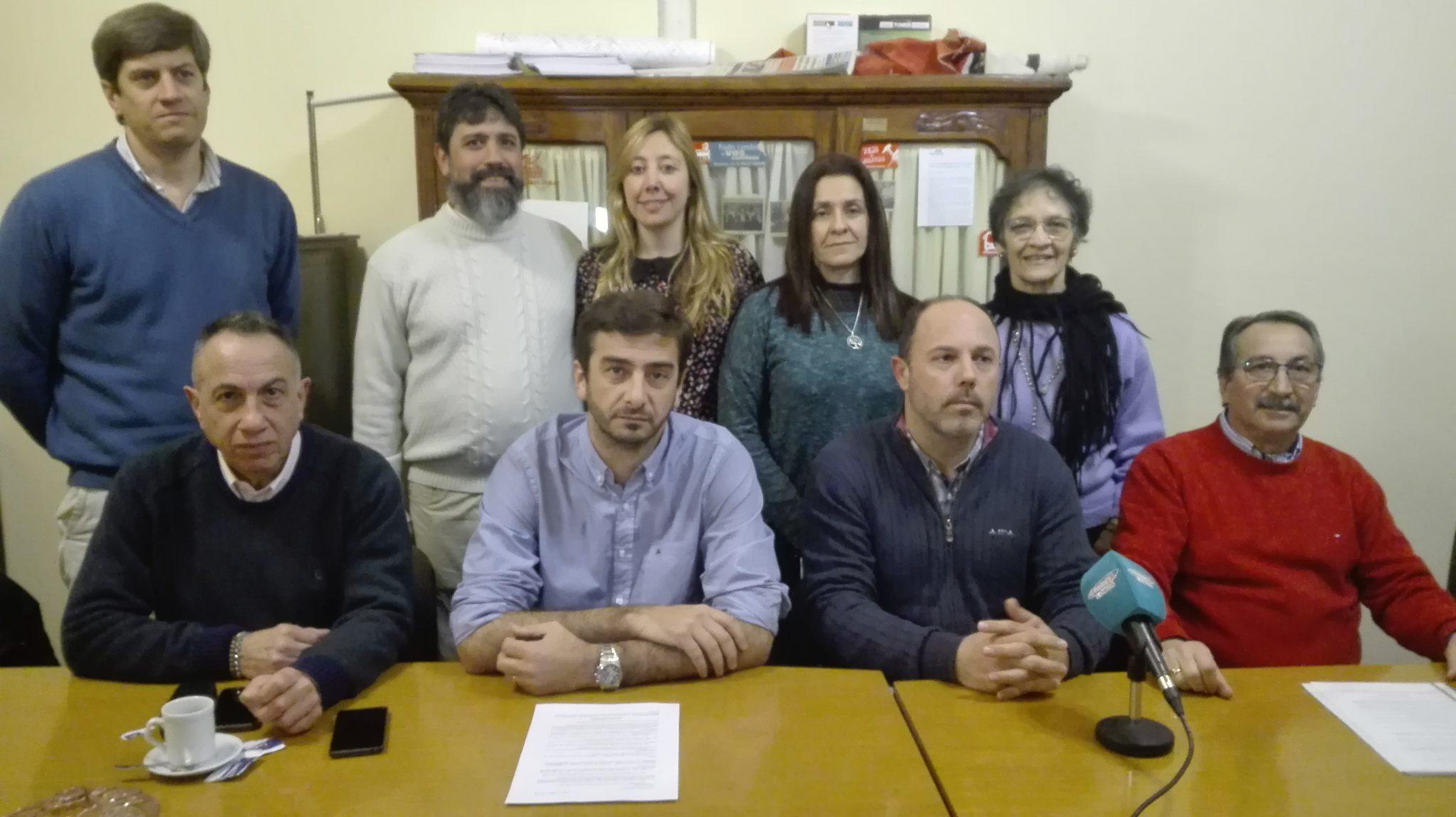 Audio. El proyecto de ayuda a Bomberos contado por los Concejales.