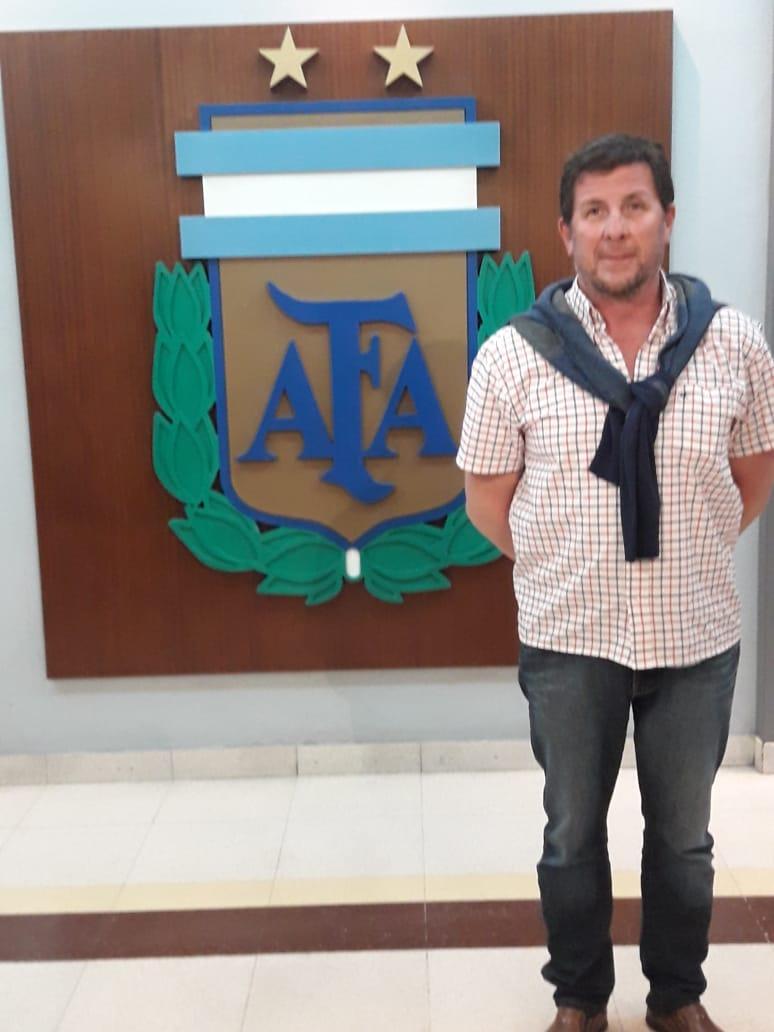 Fútbol Playa. Provincial comparte zona con Acasuso y Huracán.