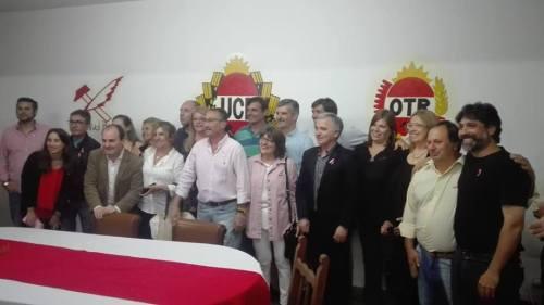 Audio. Asumió Bruno la presidencia de la UCR de Lobos con un claro mensaje a Etcheverry «El radicalismo necesita más participación»