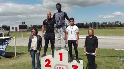 Resultados del torneo de Atletismo en Adal.