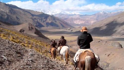 AUDIO. La experiencia del Cruce de los Andes