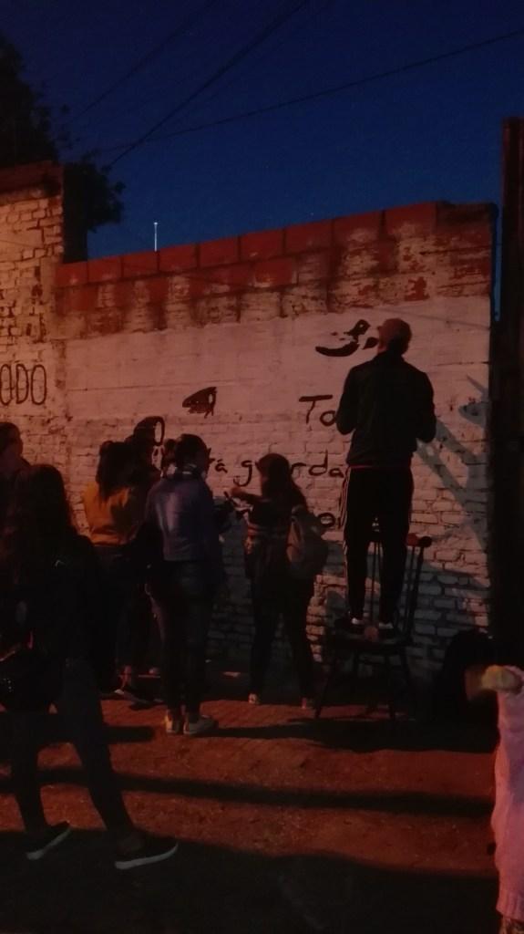 Audio. La Memoria del Seminarista Raúl Rodríguez queda plasmada en la ciudad.