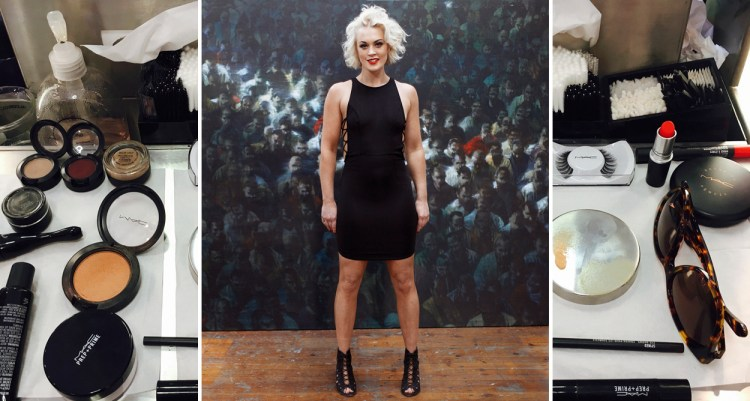 Friday's Outfit | Lauren Burnett, Luella Rockerfella