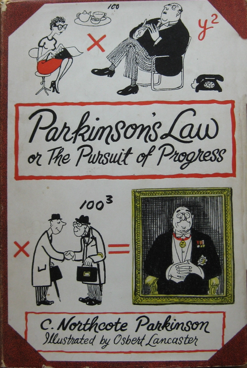 parkinsons-law-book