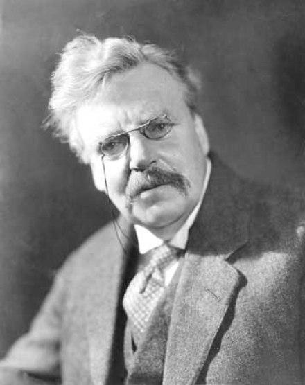 GK Chesterton
