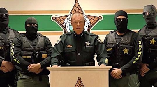 police treat citizens like terrorists