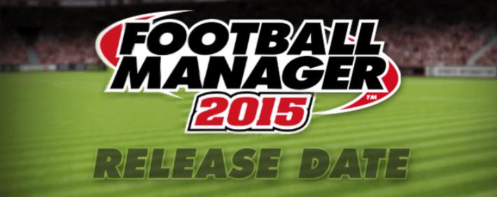 Dátum vydania Football Manager 2015