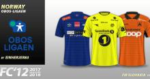 FC'12 Norway OBOS-ligaen 2017