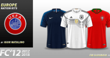 FC'12 Nations – Europe [World Cup edition]