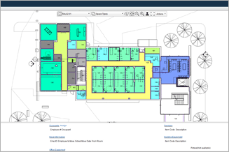 Revit Floor Plan in FM:Interact