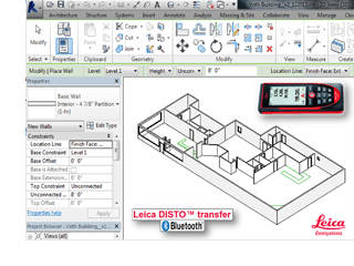 leica disto scan - Revit Tips Part 1 – Understanding Level of Development or LOD