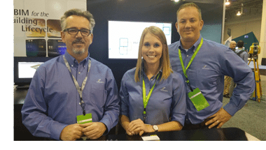FM:Systems booth at Autodesk University