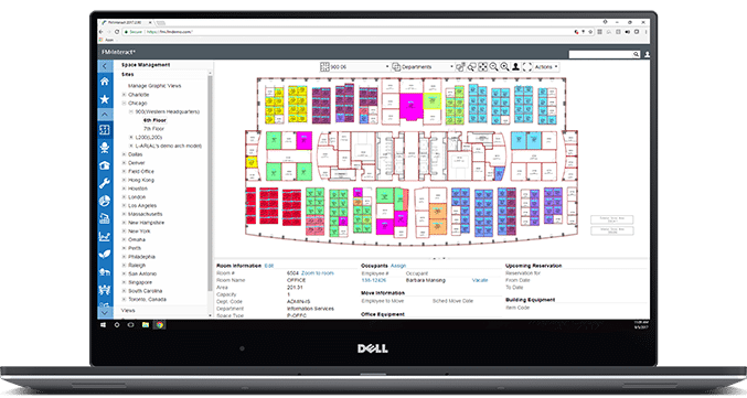 Space Management Software Space Utilization Planning Fmsystems