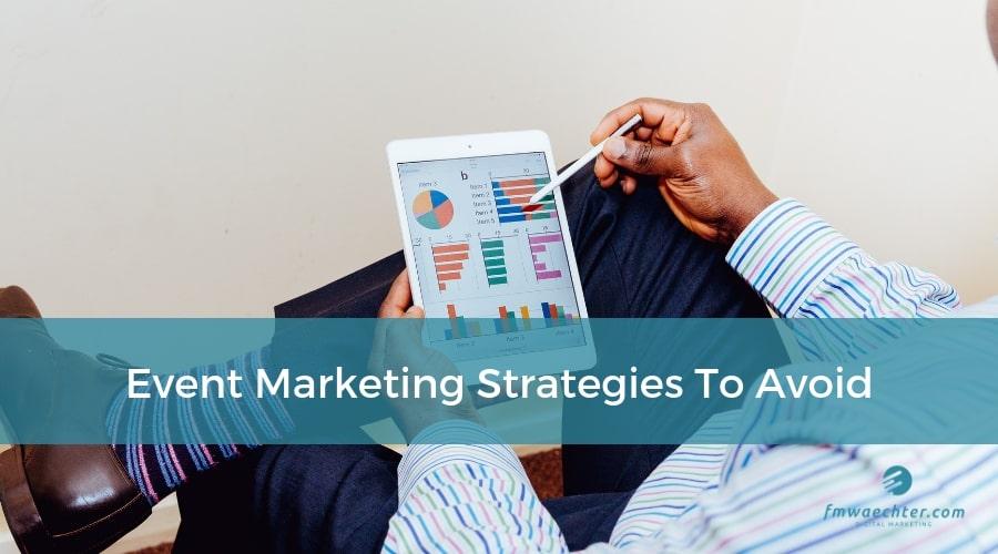 event marketing strategies