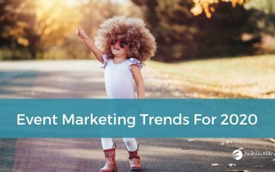 Event Marketing Trends For 2020