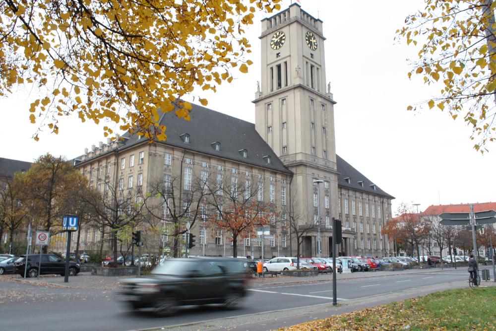 Berlins 12 distrikter - Tempelhof-Schöneberg - Rathaus Schöneberg