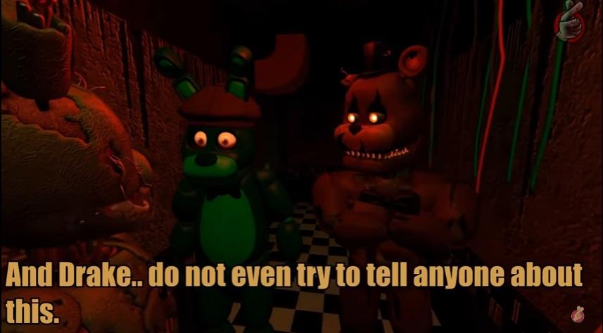 SFM FNAF FUNNY Five Nights At Freddys Animations