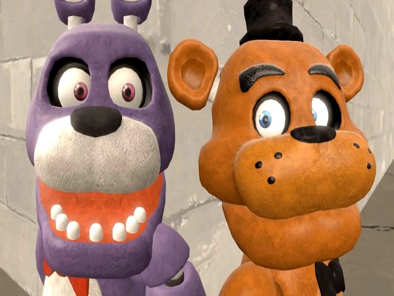 Top 5 Five Nights At Freddys Animations SFM FNAF Funny