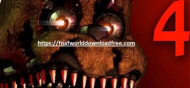 FNaF 4 Downlaod Free Games