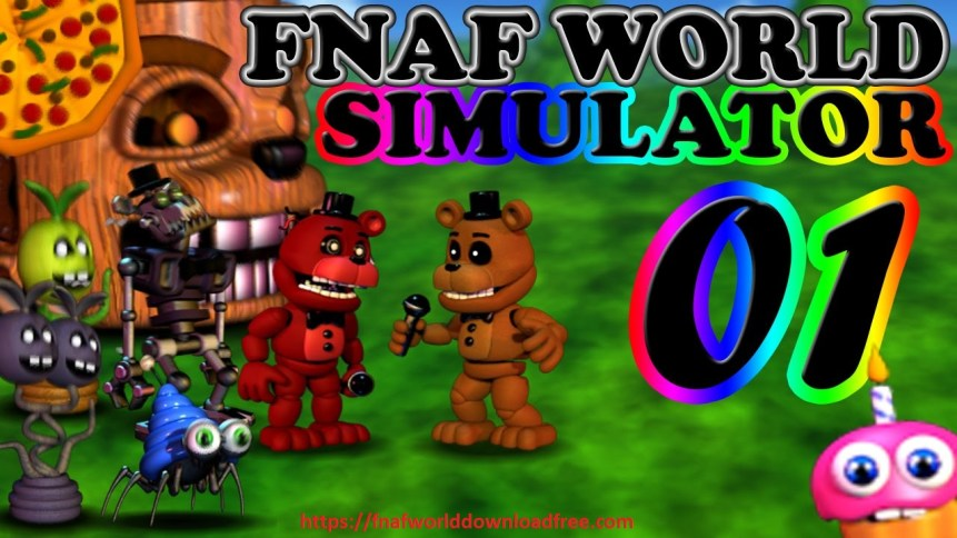 FNaF World Simulator