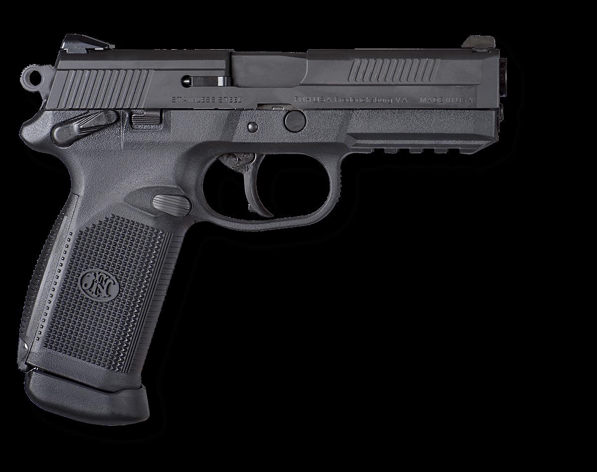 Point 40 Cal High Pistol