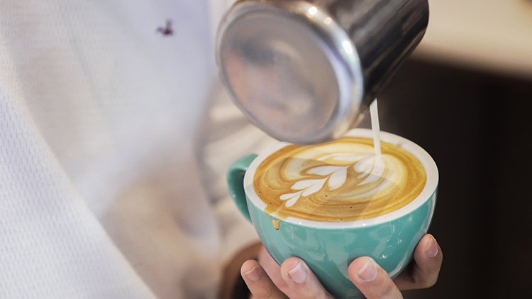 In opening a coffee shop, a concept says a lot about what your brand stands for