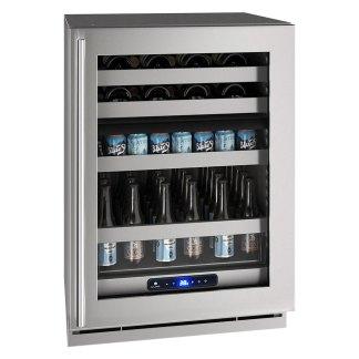 UHBD524 雙溫區飲料櫃
