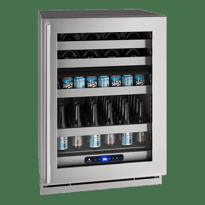 UHBD524雙溫區飲料櫃