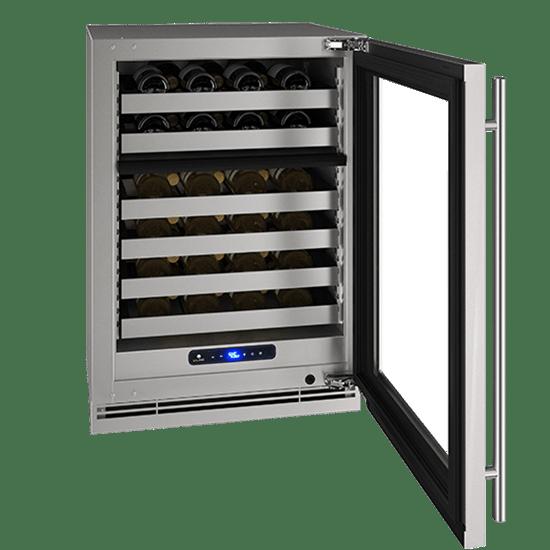 HWD524 雙溫區酒櫃