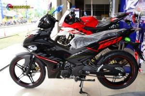 First Look  Yamaha Jupiter MX King 150 [Mega Photo Gallery]