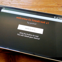 "Tutorial ""Towelroot"" - One Click Root Tool für Samsung Galaxy S5, Note 3 & Co veröffentlicht"