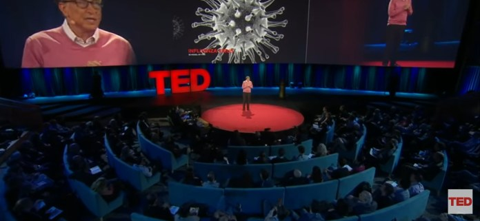 Bill gates on coronavirus at Ted Talk