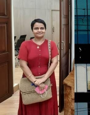 Offensive in Myntra logo Women Naaz Patel activist