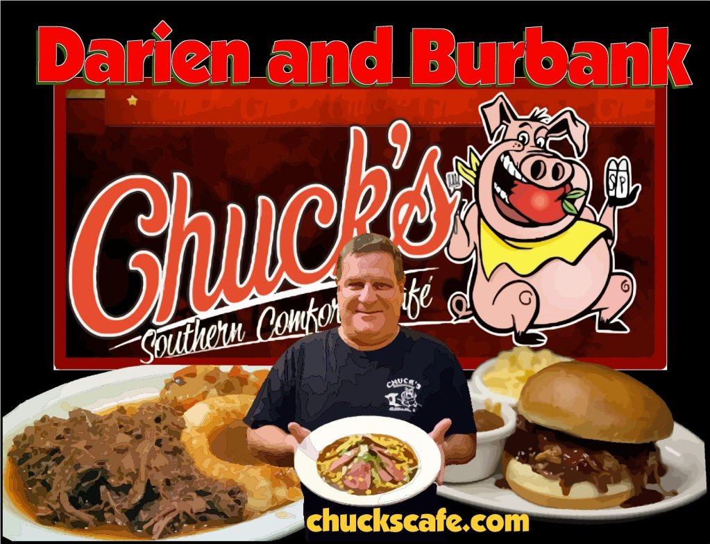 Chucks Southern Comfort Cafe