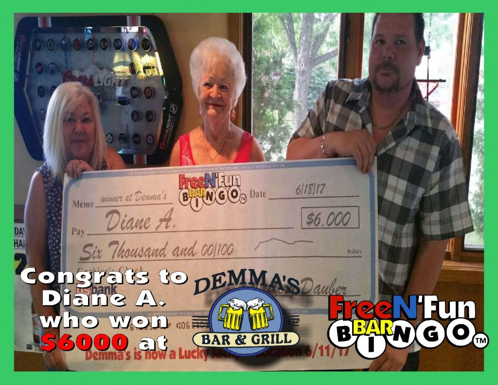 06-18-17 6000 Demmas Diane Albert 2 promo