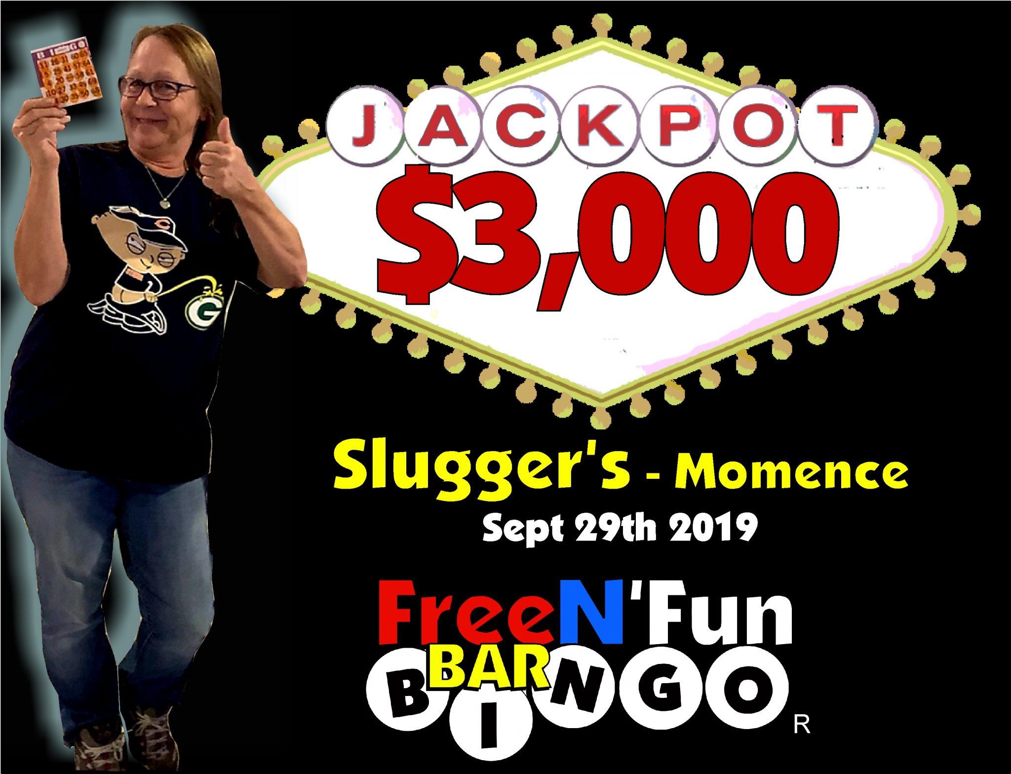 Jackpot Winner 2019 Deborah