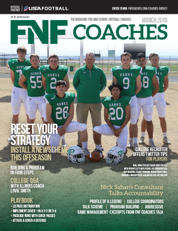 FNF Coaches March 2019