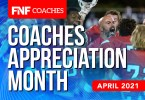 FNF Coaches Appreciation Month