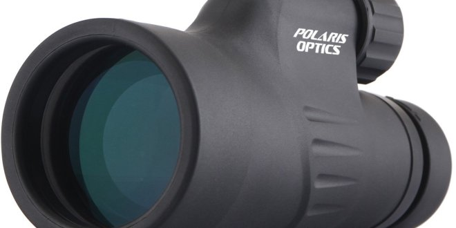 12X50 High Powered Monocular
