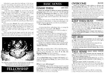 Fellowship Basic Moves 1