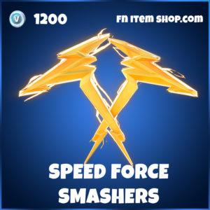 Speed Force Slashers Fortnite The Flash pickaxe