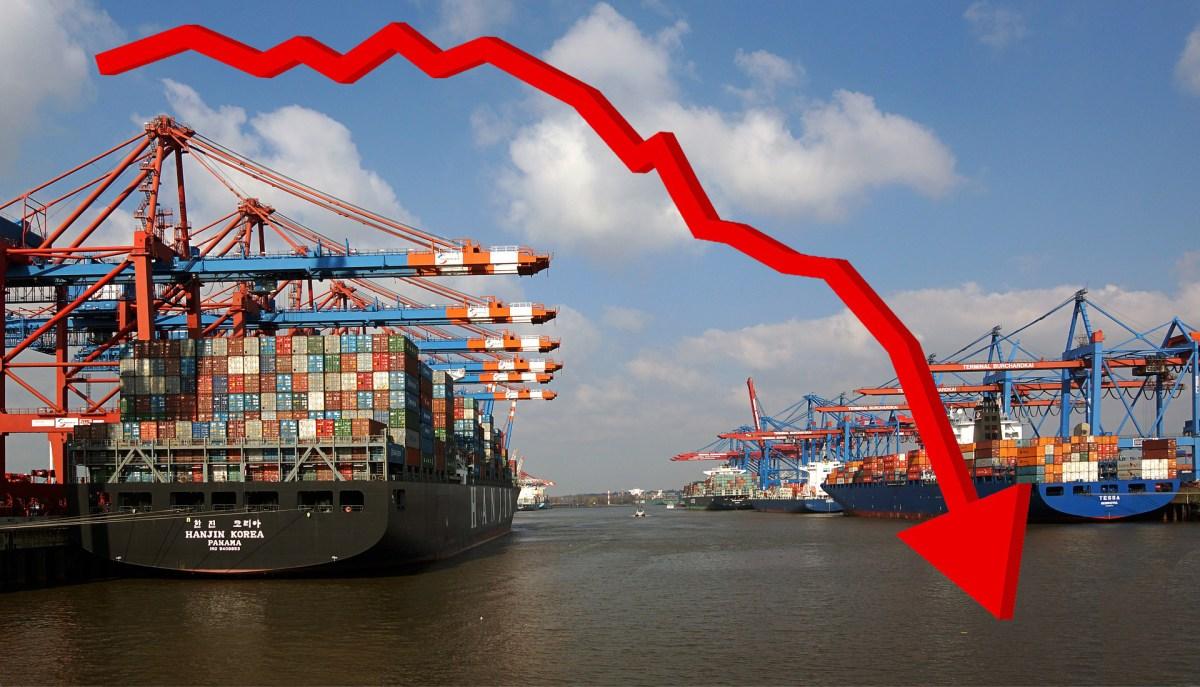 韓国、輸出にも赤信号…中国経済減速に大きく揺れる韓国経済